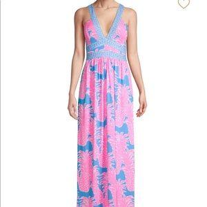 Lily Pulitzer maxi dress